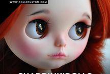 Blythe Doll Customizers