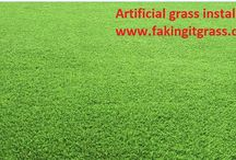 Artificial Grass Installation / Artificial Grass Installation We are providing Artificial grass from GBP 9.99 Coventry Artificial Grass Suppliers Fitters Astro Turf Artificial Grass Samples more at fakingitgrass.co.uk
