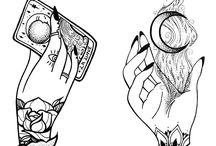 Cool drawing-4 tats