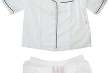 Intimates / pajamas, lingerie, bras, loungewear, sleepwear etc.