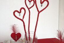 Menu St Valentin/e's Day Tasting Party