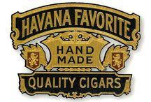 Havana Cigars / by Jiri Ulrich