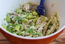 Salads / Avocado