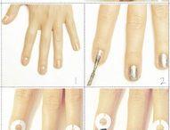 Got my nails did / by Ashten Crutcher