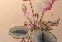 китайская и японская живопись