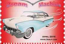 April 2015 Dream Machine / Rev your engines and roll the windows down! It's springtime and we are ready to roll with a box designed to make your heart beat just a little faster with each ripple and flex of your student's imaginations! Targeting function, feature, similes, categories and adventure...let's hit the road!