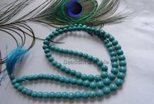 Rare Turquoise Beads Necklace