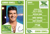 Groups Baseball Card Gallery / Simon's groups are determined to go all the way! Collect all of the contestant cards and build your perfect team today! Who would be in your top 4? / by The X Factor USA