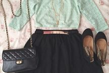pretty outfits / Dress