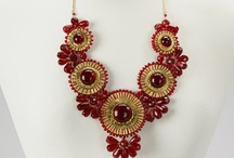 Pretty Jewelry / Stylish necklaces, bracelets, earrings and rings