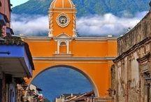 Guatemala & Mexico