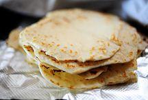 Pancakes/tortillas