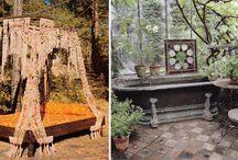 Garden & house plants