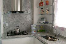 Pias/ bancadas cozinha
