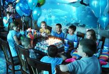 Birthday Party Places / Some of our favorite Birthday Party Places in the Houston area.