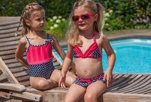 Zwempakjes / De leukste badpakjes voor baby, peuters, kleuters en meisjes! Met of zonder polkadot. Spot ze allemaal hier...