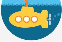 Yellow Submarine Festa Pedro