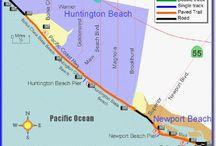 Outdoor Activities in Huntington Beach