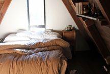 Grange mezzanine bedroom