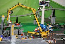 Lego et camion