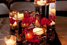 Center pieces / Wedding & Party Centerpieces