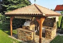 Terrasse mit südländischem Flair