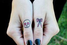 Tattoo DOIGTS