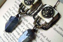 Jewelry - Earrings / by Betsi Goutal - eccentric spirit