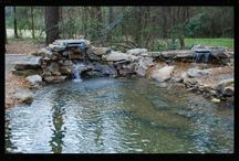 Water features and ponds / Some of the beautiful water features and pond that we have installed all over Leon County.