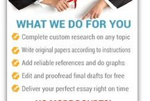 Essay Writing Services / Essay Writing Services are offered at the Research My Assignment with quality content & well format writing and plagiarism free.