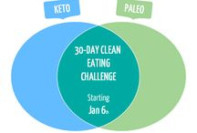 30-Day Clean Eating Challenge / Recipes and all you need to know to join my 30-Day Clean Eating Challenge!