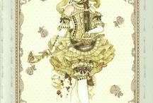 SAKIZOU-Girl meets Sweets- crème brulee