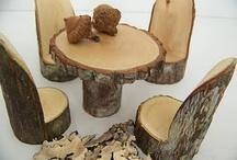 Kütük,Kalas,Odun,Ağaç,Tahta