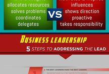 Leadership / by Cheryl Kirkendall