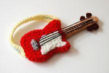 Crochet - Music !