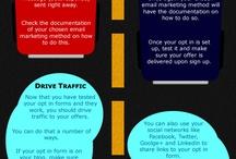 Sähköposti markkinointi. Email marketing. / Email marketing eli Sähköpostimarkkinointi on edelleen tehokasta kun tarjoat aina jotain arvokasta vastaanottajalle ja kehität suhdetta jatkuvasti. Jätä mainosviestit minimiin ja vältä valmiita ostettuja listoja = spämmäystä.  / by Sami @QUUVIDEO