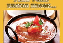 Indian Cook Books / Indian & Asian Cook Books