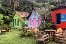 Brazilian Beach House Style
