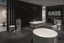 Showroom NAOS Welness Design Corridonia