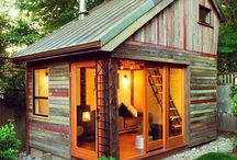 Backyard shed/ fort/playhouse