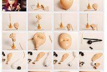 caras de globos