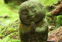 kis angyal kőből