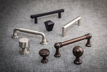 NEW: Serene Collection decorative hardware / Top Knobs introduces Serene™, a collection of sophisticated decorative hardware styles in six contemporary finishes #cabinethardware  / by Top Knobs