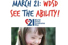 21 March 2015 marks the 10th anniversary of World Down Syndrome Day / 21 March 2015 marks the 10th anniversary of World Down Syndrome Day