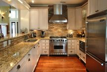 home | gorgeous kitchens / by * Jennifer *