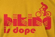 Biking is dope