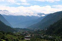 Bhutan & Nepal
