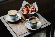 Coffee / Coffee and interior