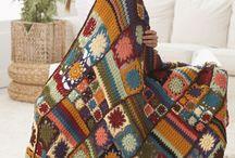 Crocheted Afghans (ideas)