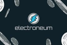 Electroneum / Electroneum is a new cryptocurrency, made just for your mobile, making it easy for you to send, receive and securely trade digital money on your smartphone and, soon, you'll be able to mine coins to add even more to your wallet.